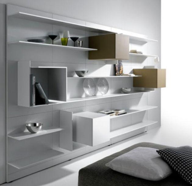 Shelving Living Room - Kaisoca.Com