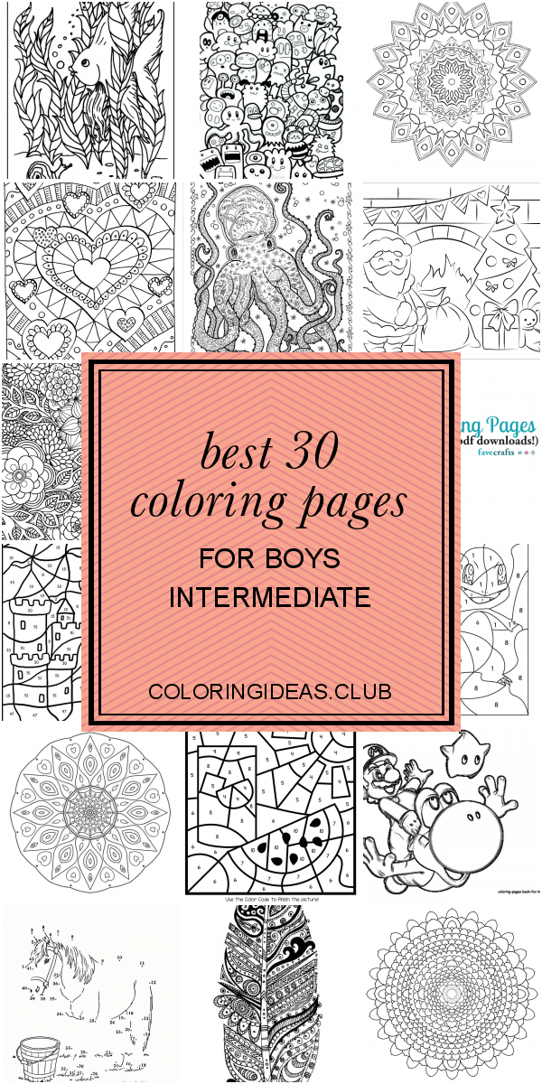 Pin On Coloring Pages For Boys