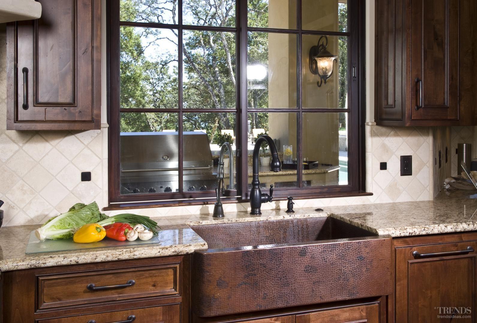 copper farmhouse sink stainless steel appliances - Google Search ...