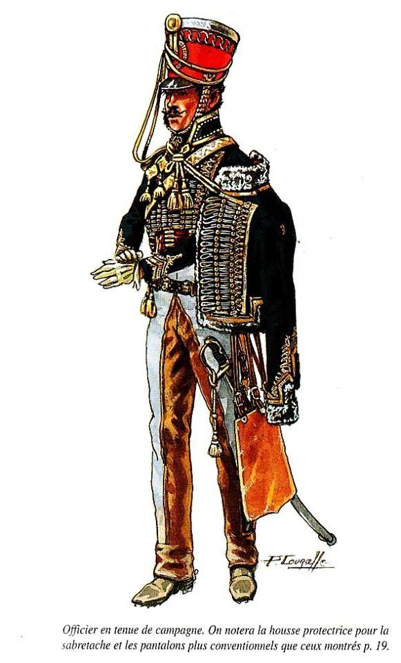 Ufficiali degli ussari