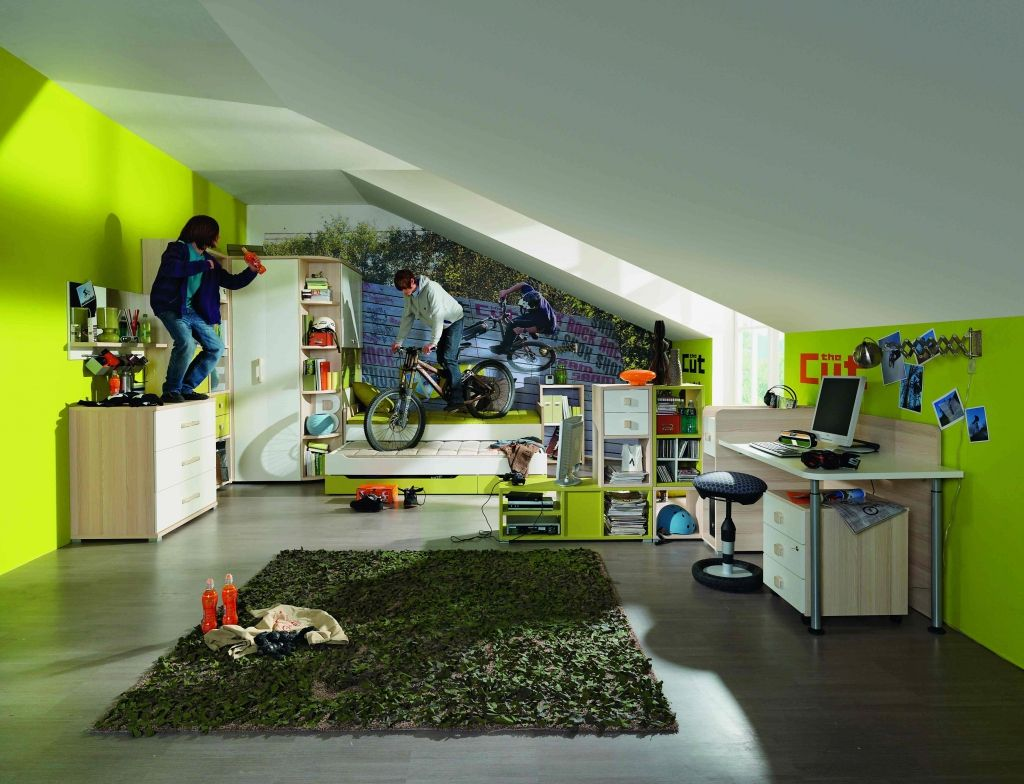Ideal  best Moderne Jeugdkamers images on Pinterest Childrens bedroom Nursery and Kids rooms