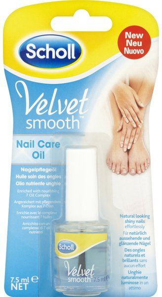 Pin for Later: Your Preholiday Beauty Regime, Sorted Scholl Nail Care Oil Scholl Nail Care Oil (£8)