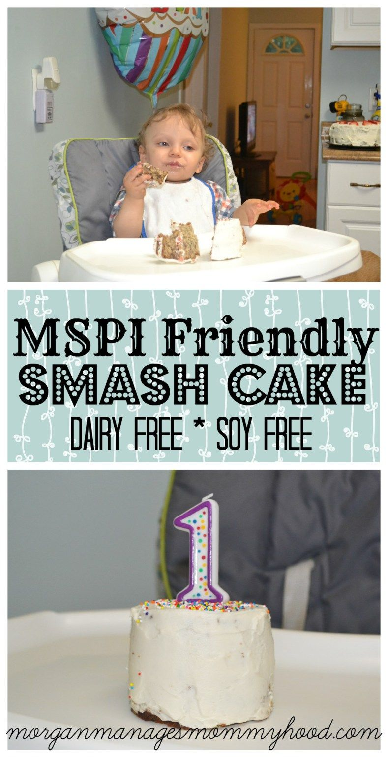 Mspi Friendly Birthday Cake Food Allergies Pinterest Cake
