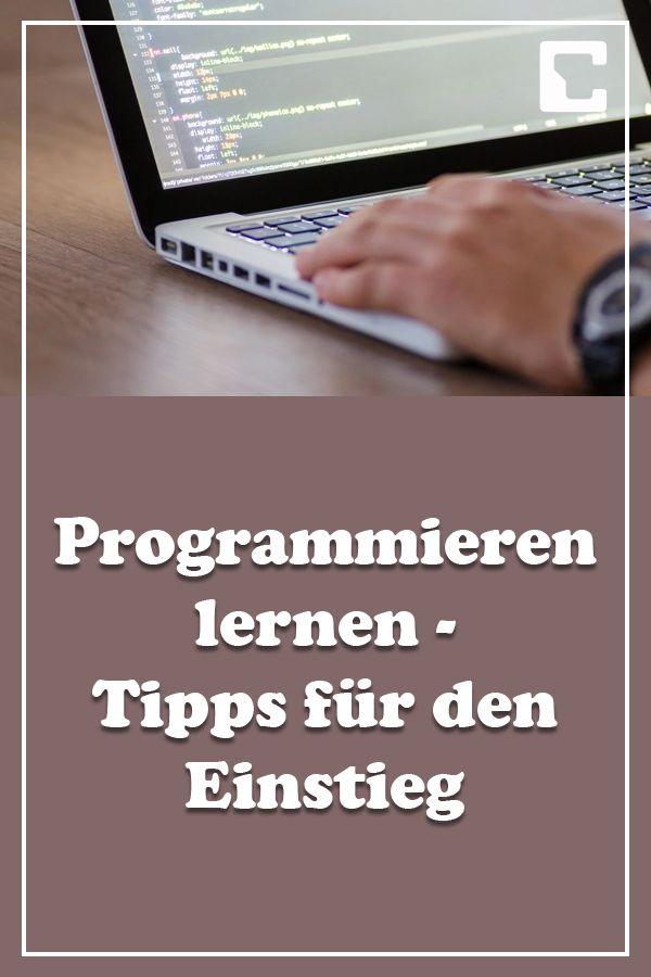 Programmieren lernen - Tipps für den Einstieg