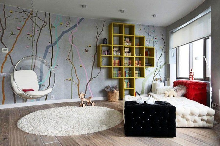 Camera Per Ragazzi Fai Da Te : 20 camerette per ragazzi moderne e sofisticate mondodesign.it