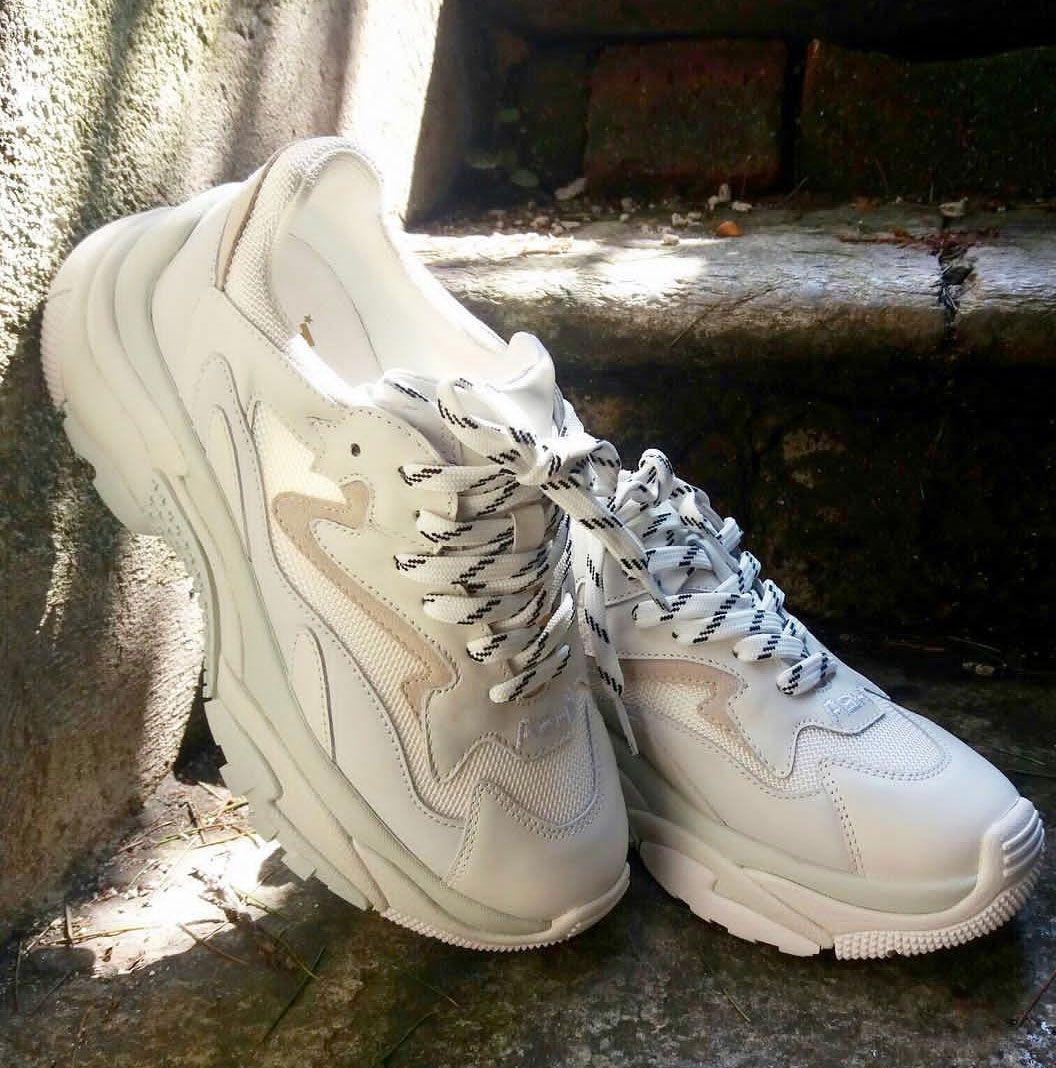 un accro | baskets blancs en cuir et ashaddict | | | pinterest 808718