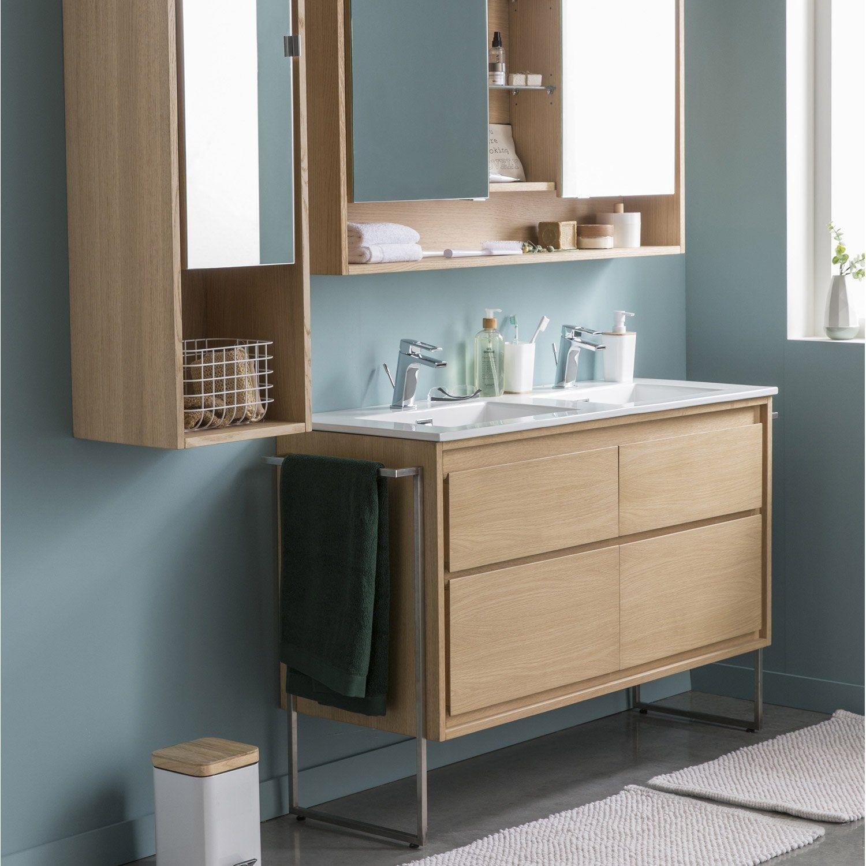 Meuble de salle de bains, Storm SENSEA  Leroymerlin salle de bain