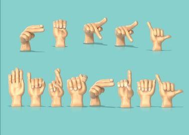 Say Happy Birthday In Sign Language Happybirthday Signlanguage