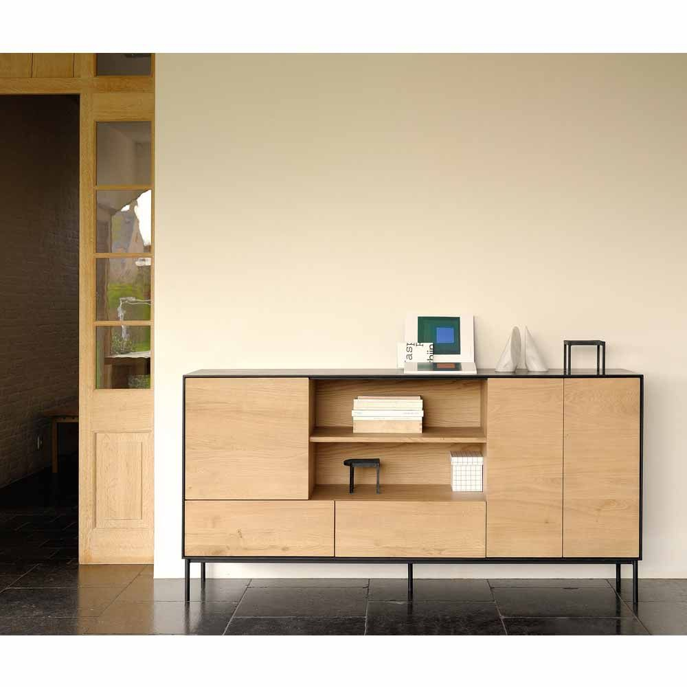 Ethnicraft Sideboard Blackbird Eiche In 2019 Furniture Design