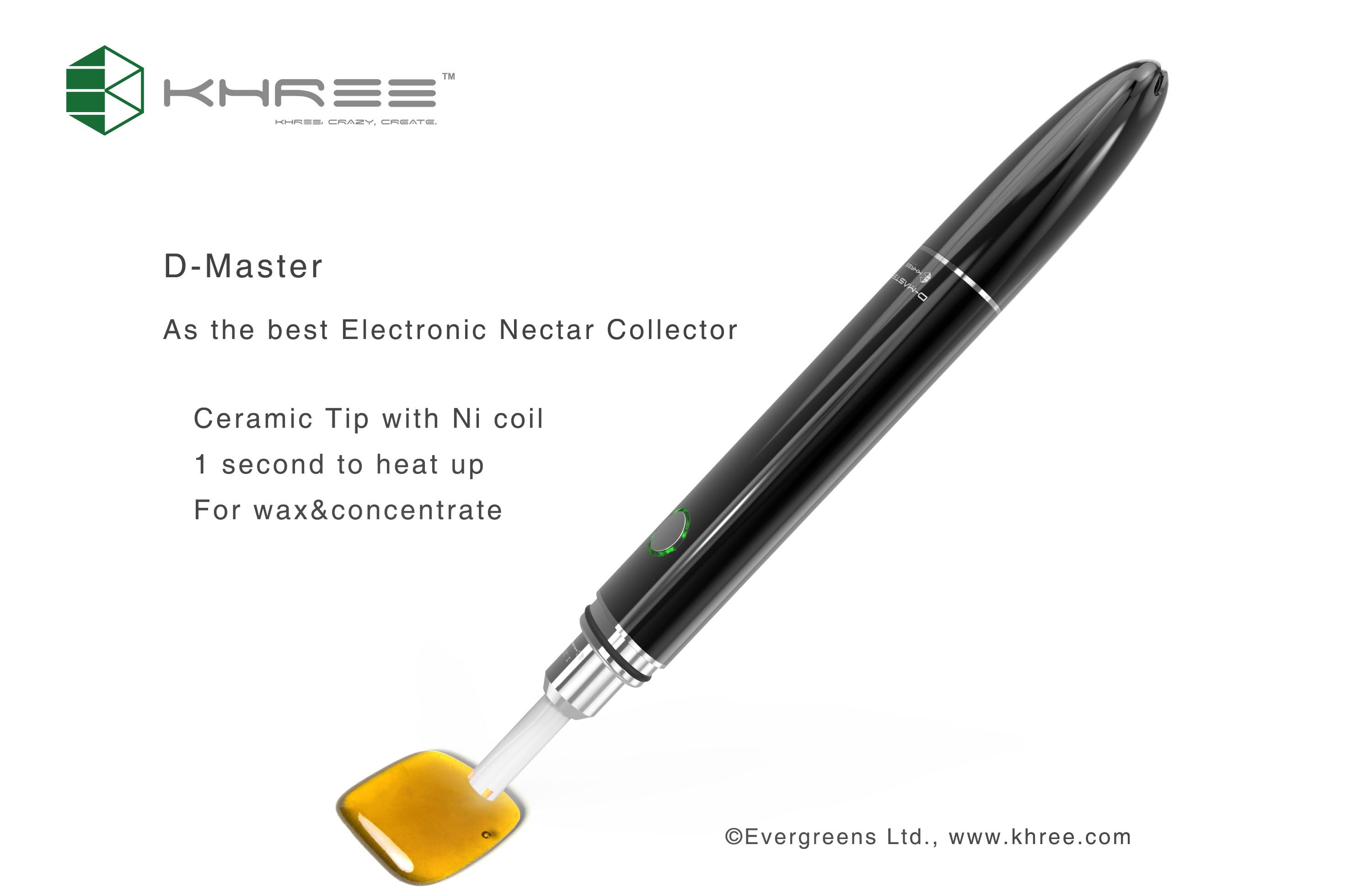 D-master----your best dab pen #dab pen #portable vaporizer
