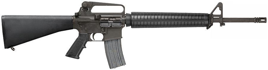 M16A2..... very nice!