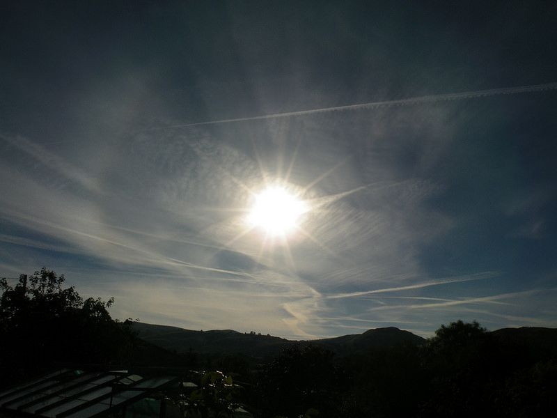The race to spray fake clouds and block out the sun - geo engineering