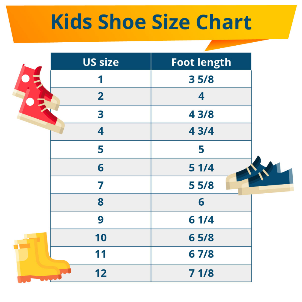 3 Years Baby Shoe Size Shoe Size Chart Kids Baby Shoe Size Chart Baby Shoe Sizes