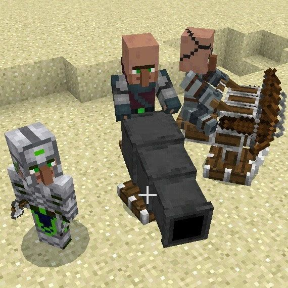 Bedrock 2 0 Add-on (Beta 1 8/1 9 0 2+ Only) | Minecraft PE Mods
