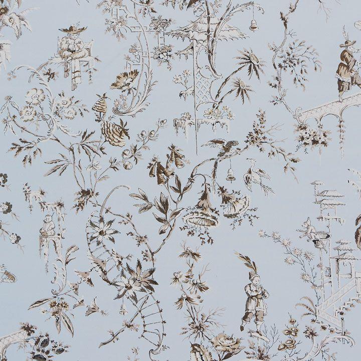16552 002 Nanjing Sky Scalamandre Fabrics In 2019 Fabric