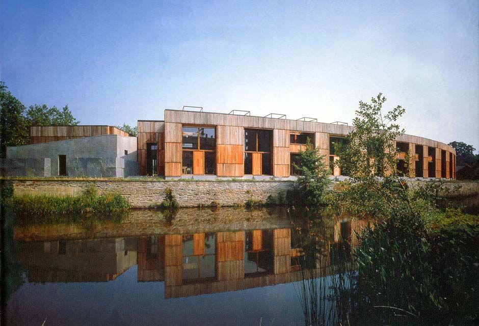 Ecole darchitecture de bretagne patrick berger