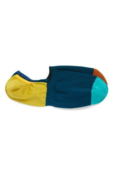 Paul Smith Colorblock No-Show Liner Socks