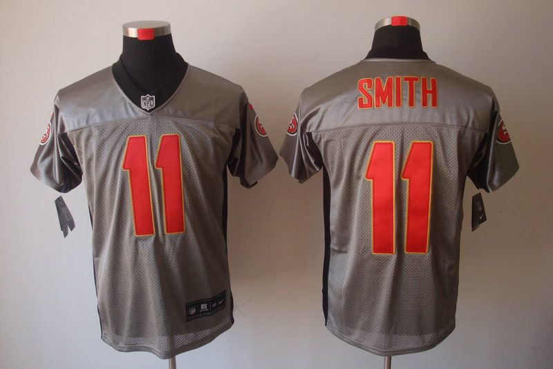 best sneakers caba6 e3d15 Cheap NFL Elite San Francisco 49ers Jersey (50) (43695 ...