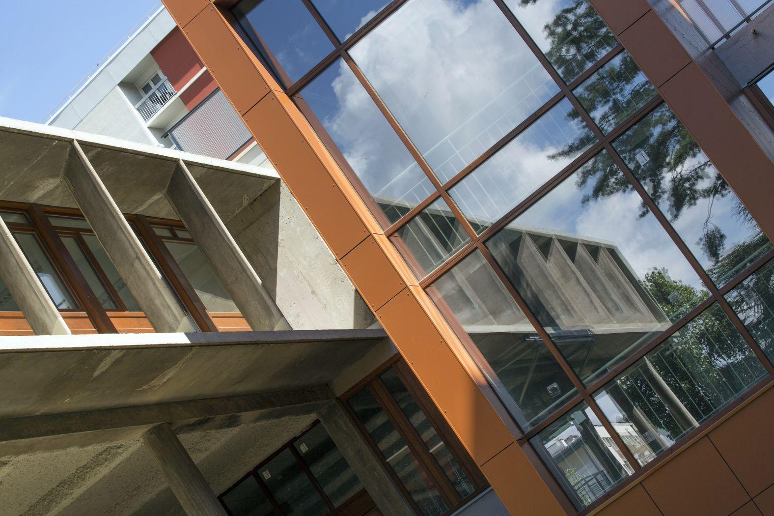 Centre international de séjour Wogenski à Saint-Etienne.