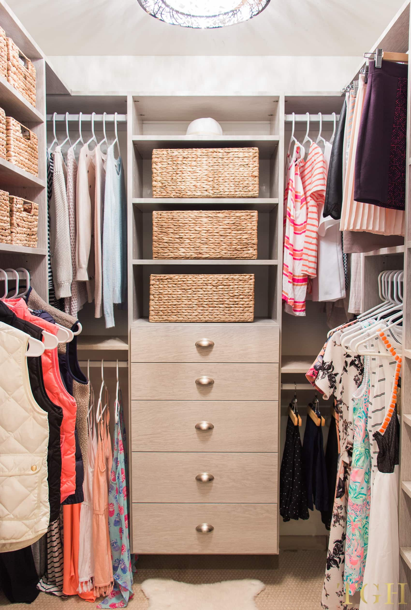 California Closets Review With Pricing The Greenspring Home California Closets Bedroom Organization Closet Closet Small Bedroom