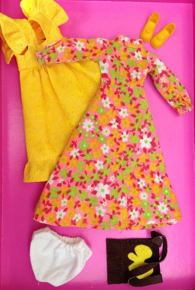 Vintage Sindy Doll Clothes 1970s | eBay