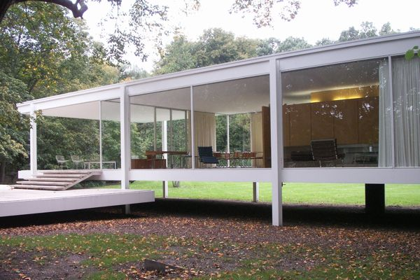 The Origins Of The Mid Century Modern American House Part