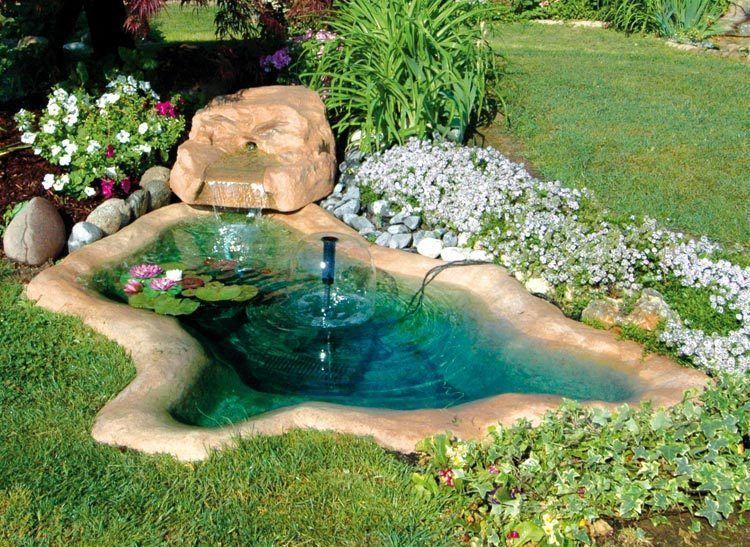 Laghetto cascata alleghe con pompa e filtro for Pompa e filtro laghetto