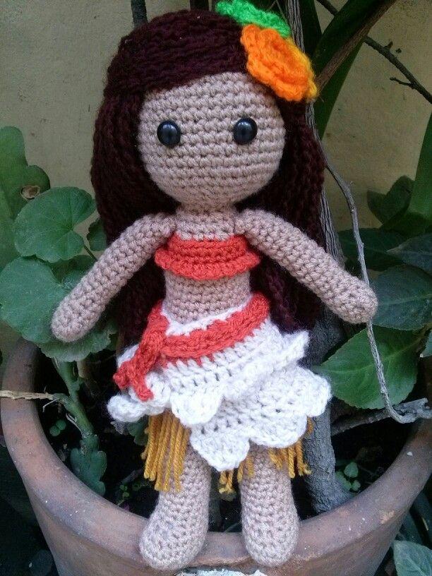 Resultado de imagen para moana crochet pattern | famous | Pinterest ...