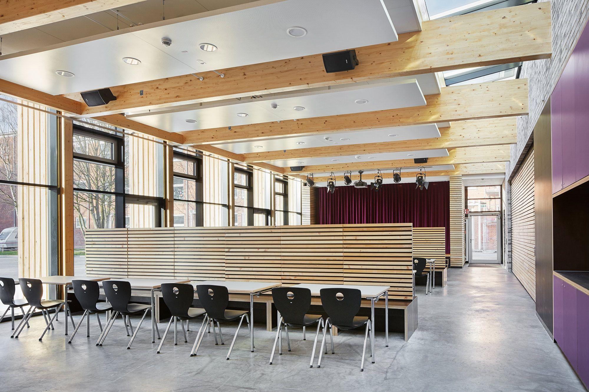 Kiel Architekten preis erweiterung hans christian andersen schule landeshauptstadt