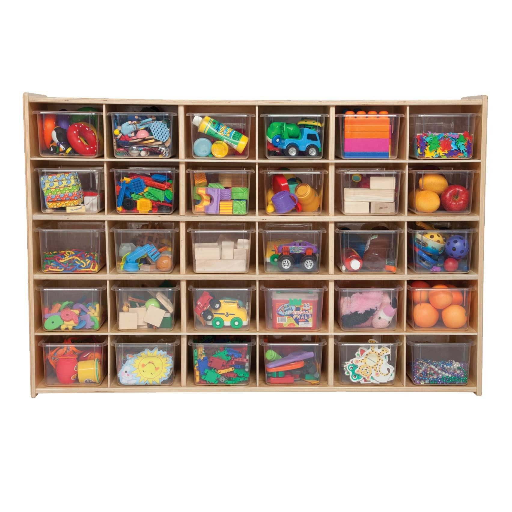 Contender 30 Compartment Cubby (With images) Storage