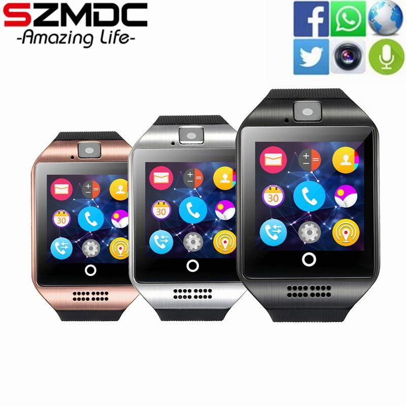 Bluetooth Smart Watch Q18 for IOS Android Smart watch