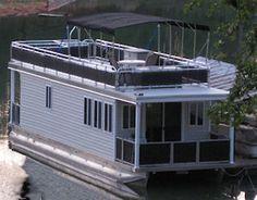 U fab boats sells pontoon kits for the base of diy houseboat builds u fab boats sells pontoon kits for the base of diy houseboat builds solutioingenieria Choice Image