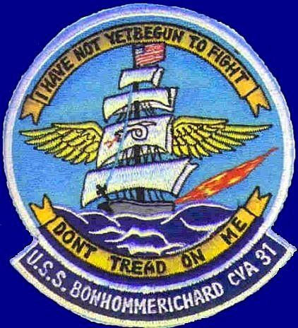 Bhr Patch Navy Day Aircraft Carrier Us Navy Ships