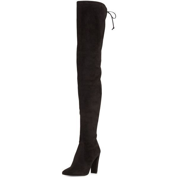 75fad7d0f8a Stuart Weitzman Alllegs Ultrastretch Over-the-Knee Boot ( 798) ❤ liked on