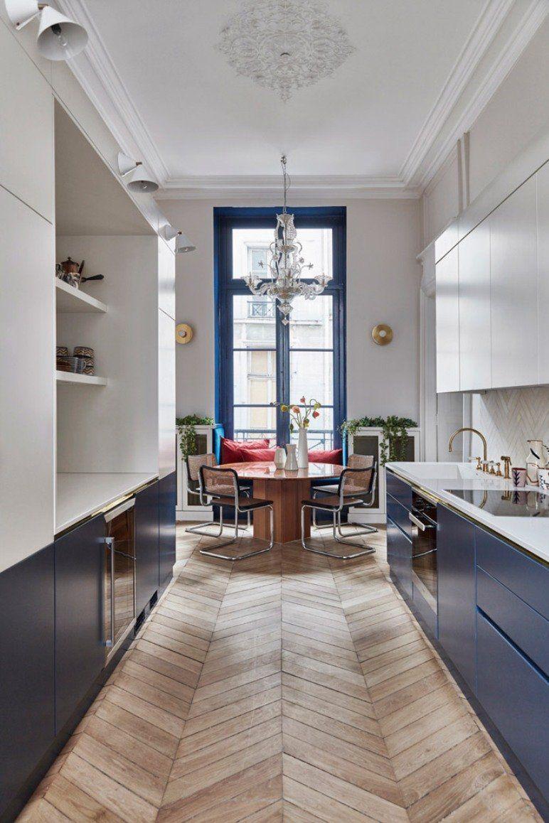 Un elegante piso en París | Lugares con alma