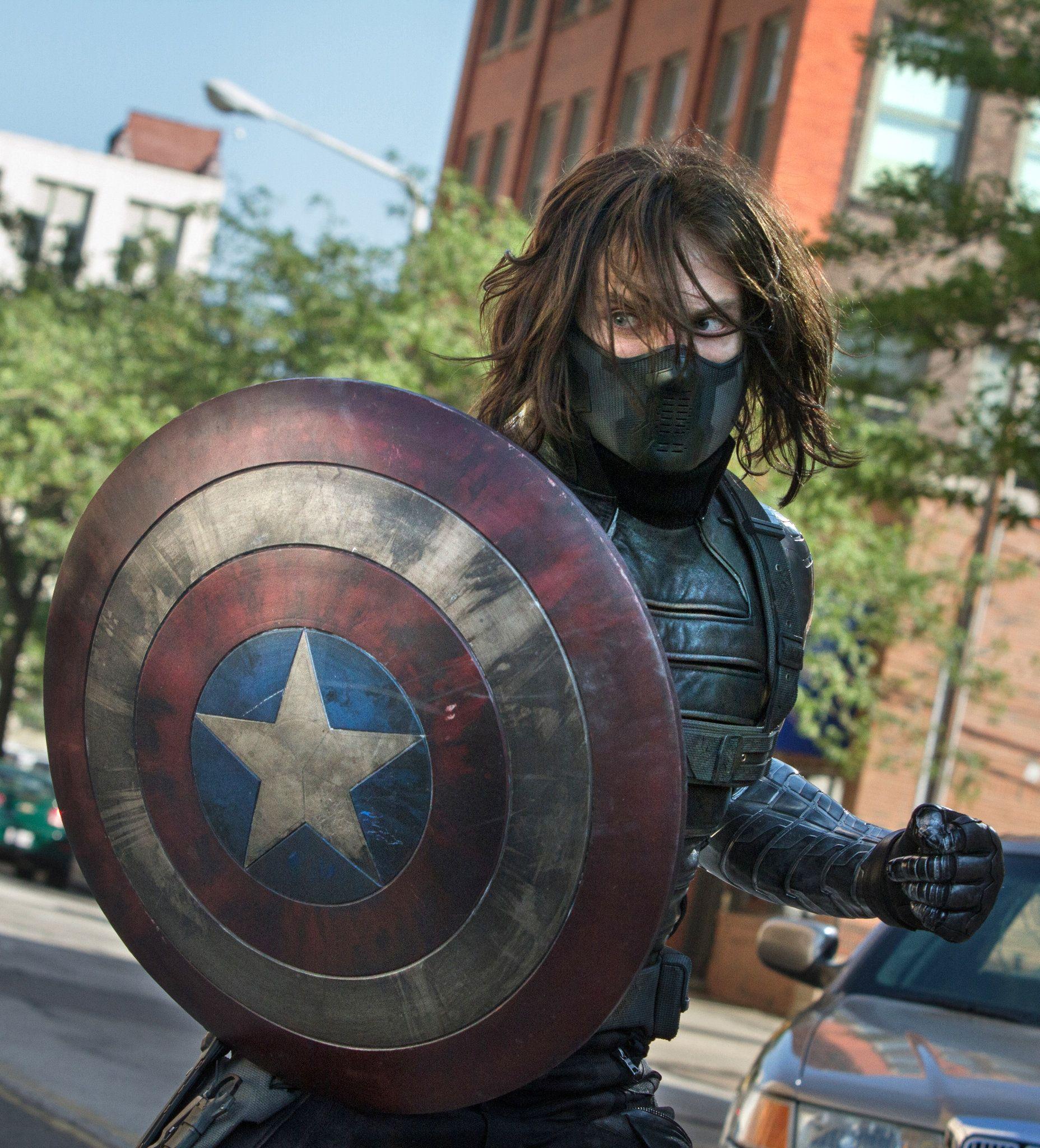 Hero Returns In 'Captain America: The Winter Soldier