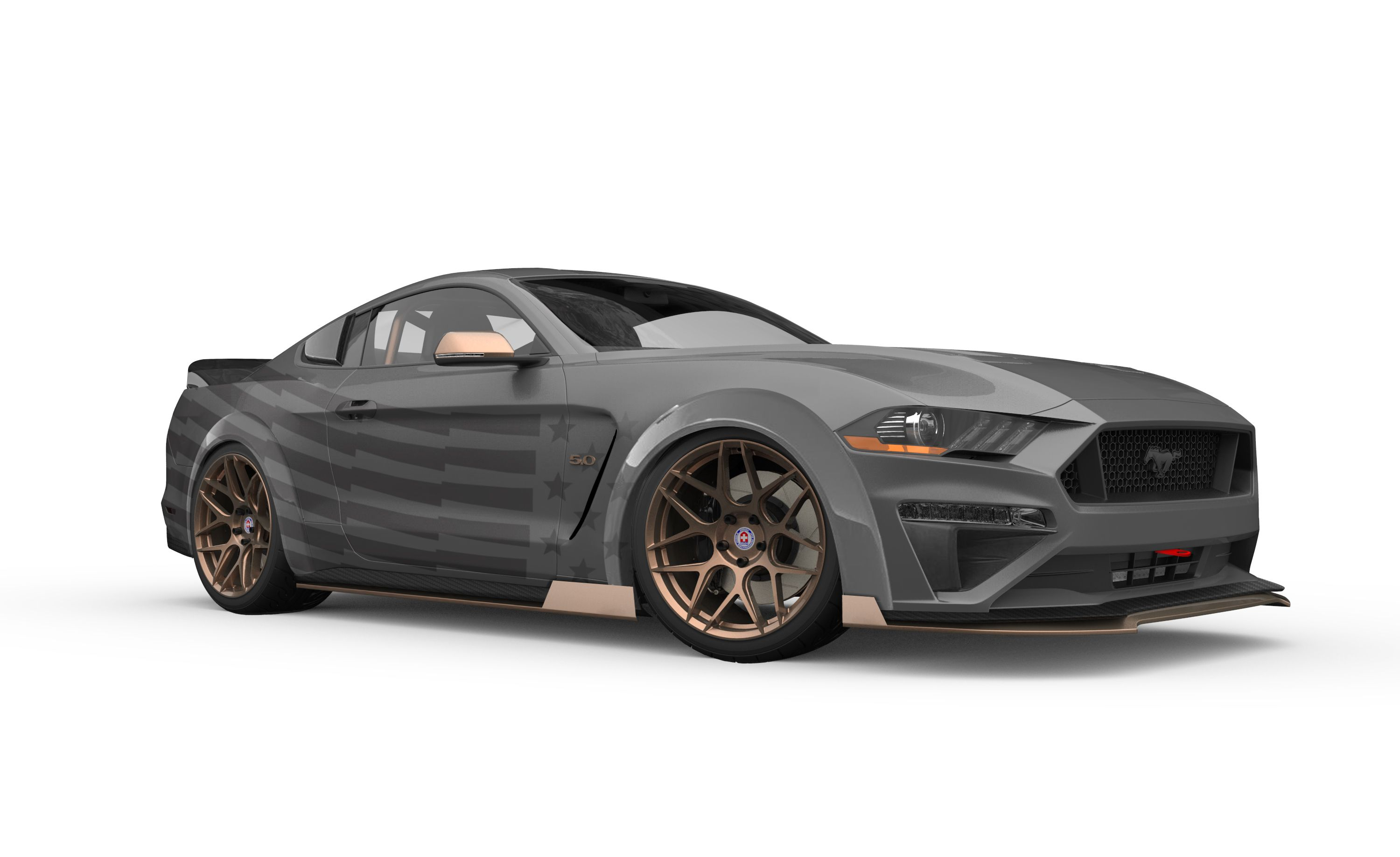 2018 Ford Mustang GT Supercharged Drifting Smoke Show By CJ