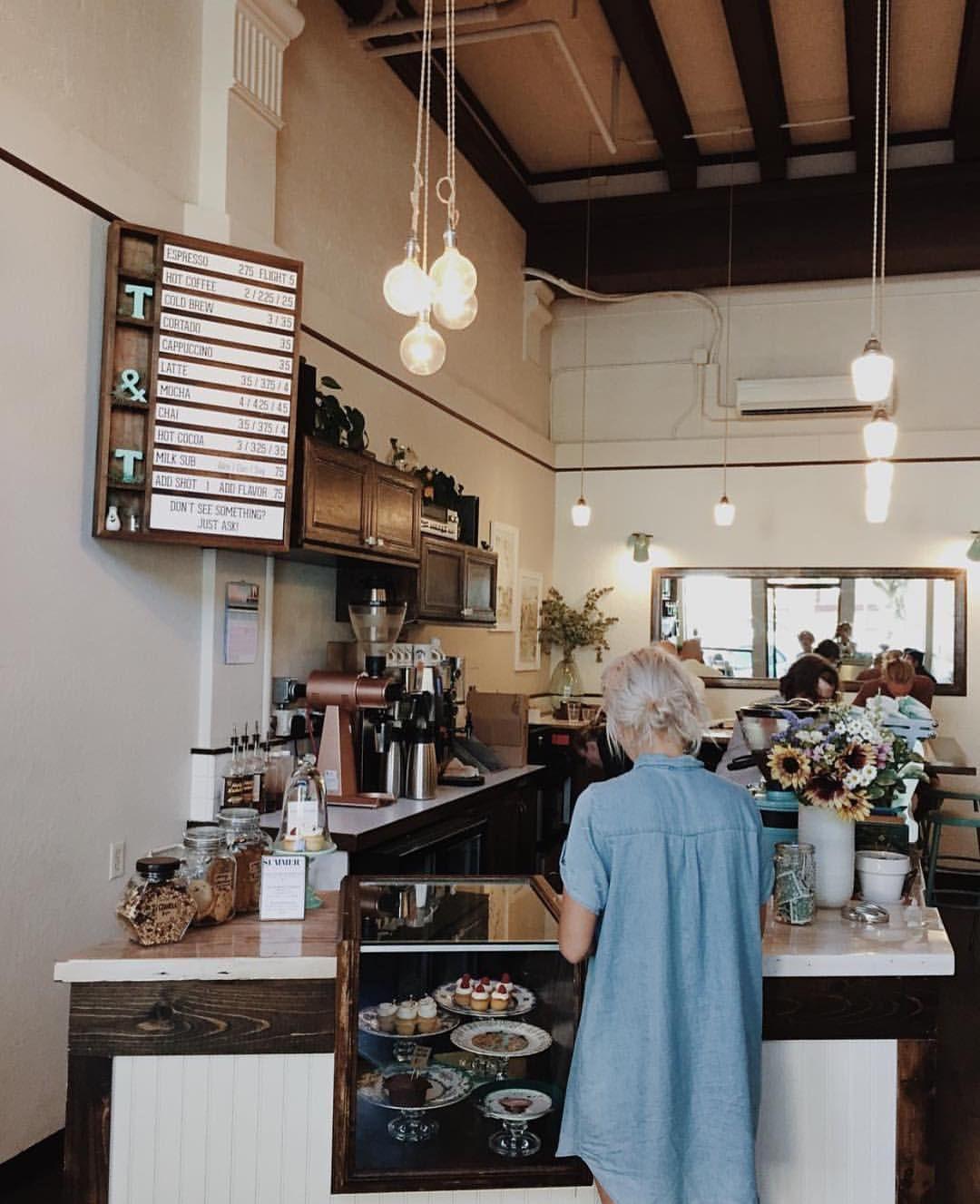 Espresso Bar At Triedandtruecoffeeco In Corvallis Its Valpal Acmecups Specialtycoffee Acmeforlife Coffee Shop Bar Coffee Shop My Coffee Shop
