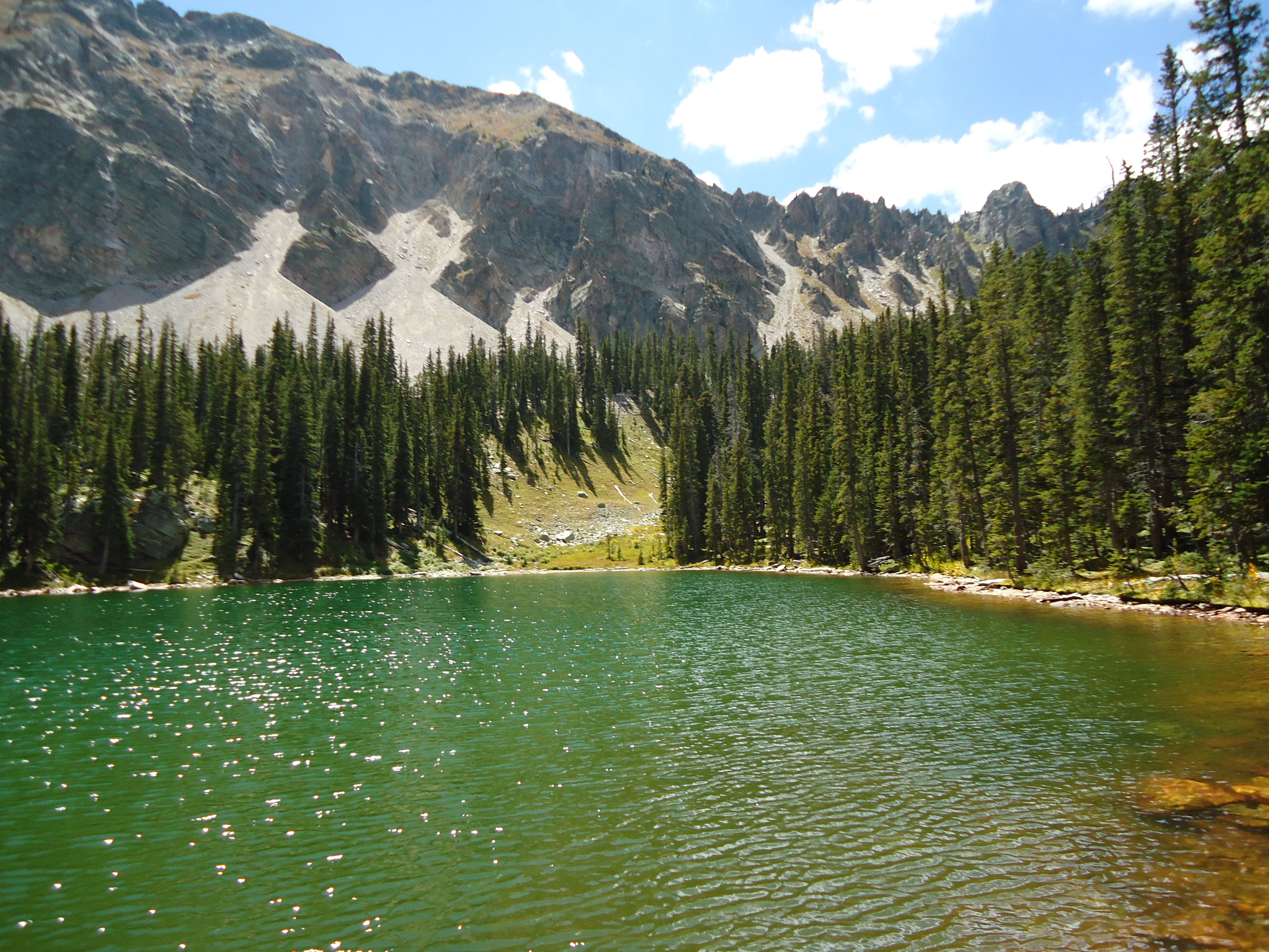 Lower Trampas Lake, New Mexico | New mexico