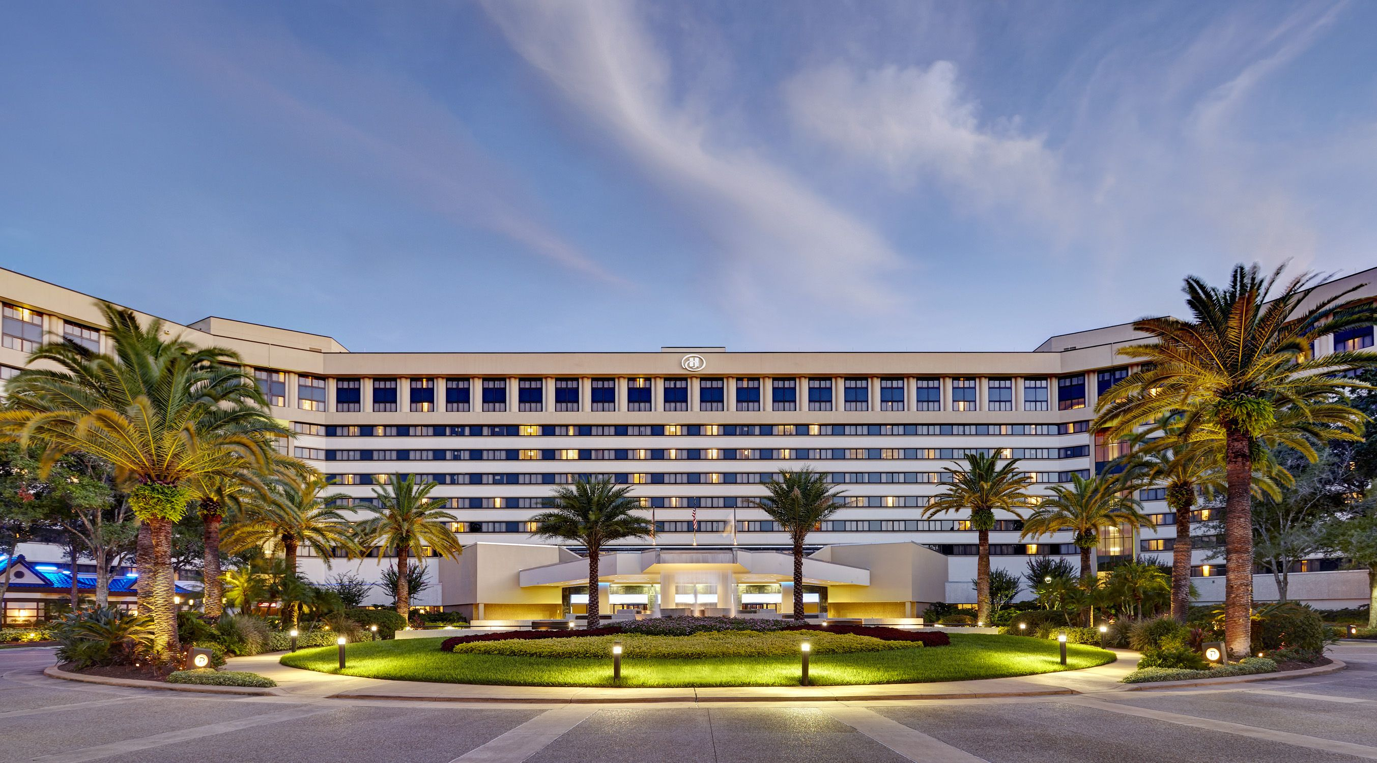 Hilton Orlando Lake Buena Vista The Only Hilton Hotel With Disney