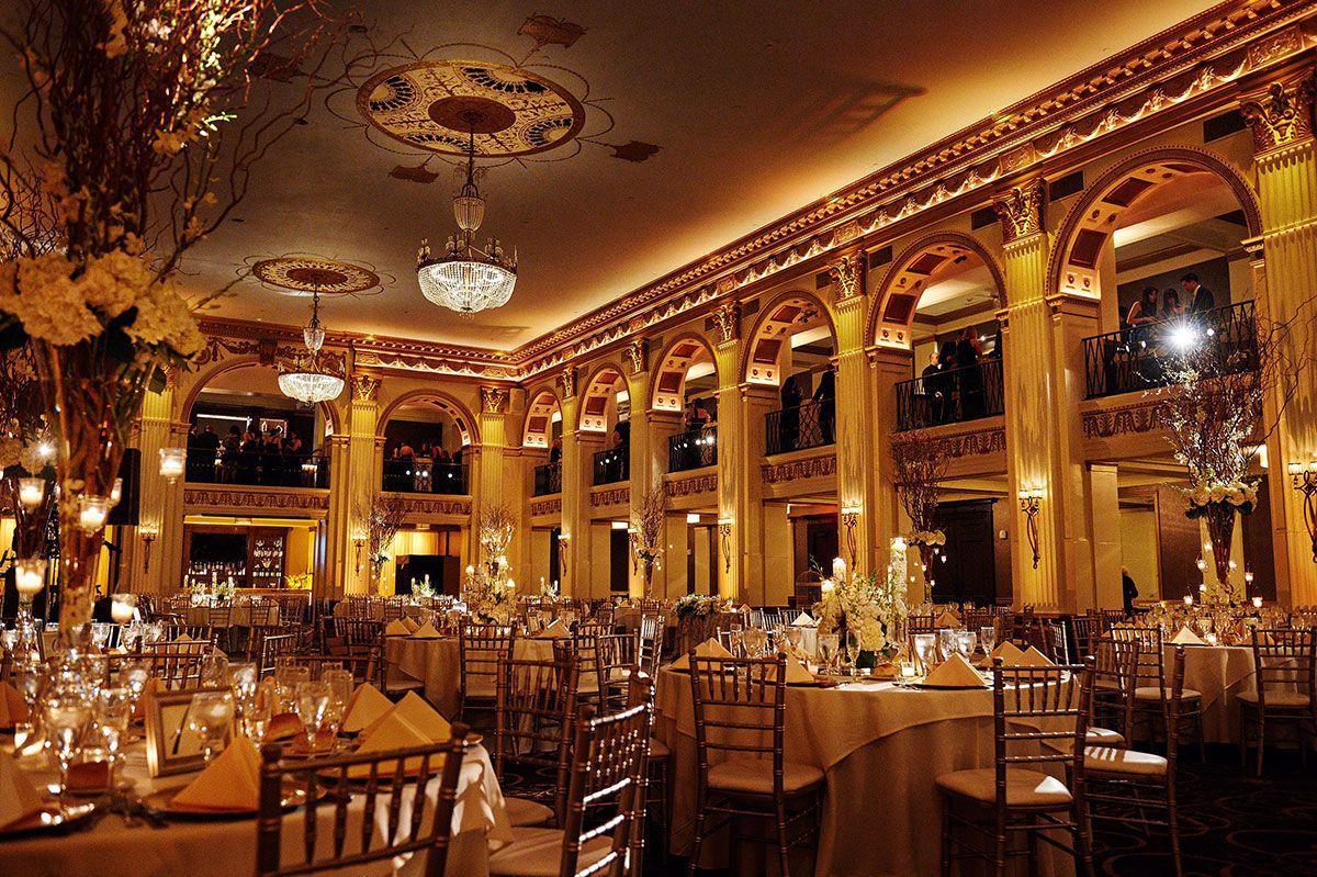Ballroom At The Ben Finley Catering Modern Wedding Venue Ballroom Ga Wedding Venues
