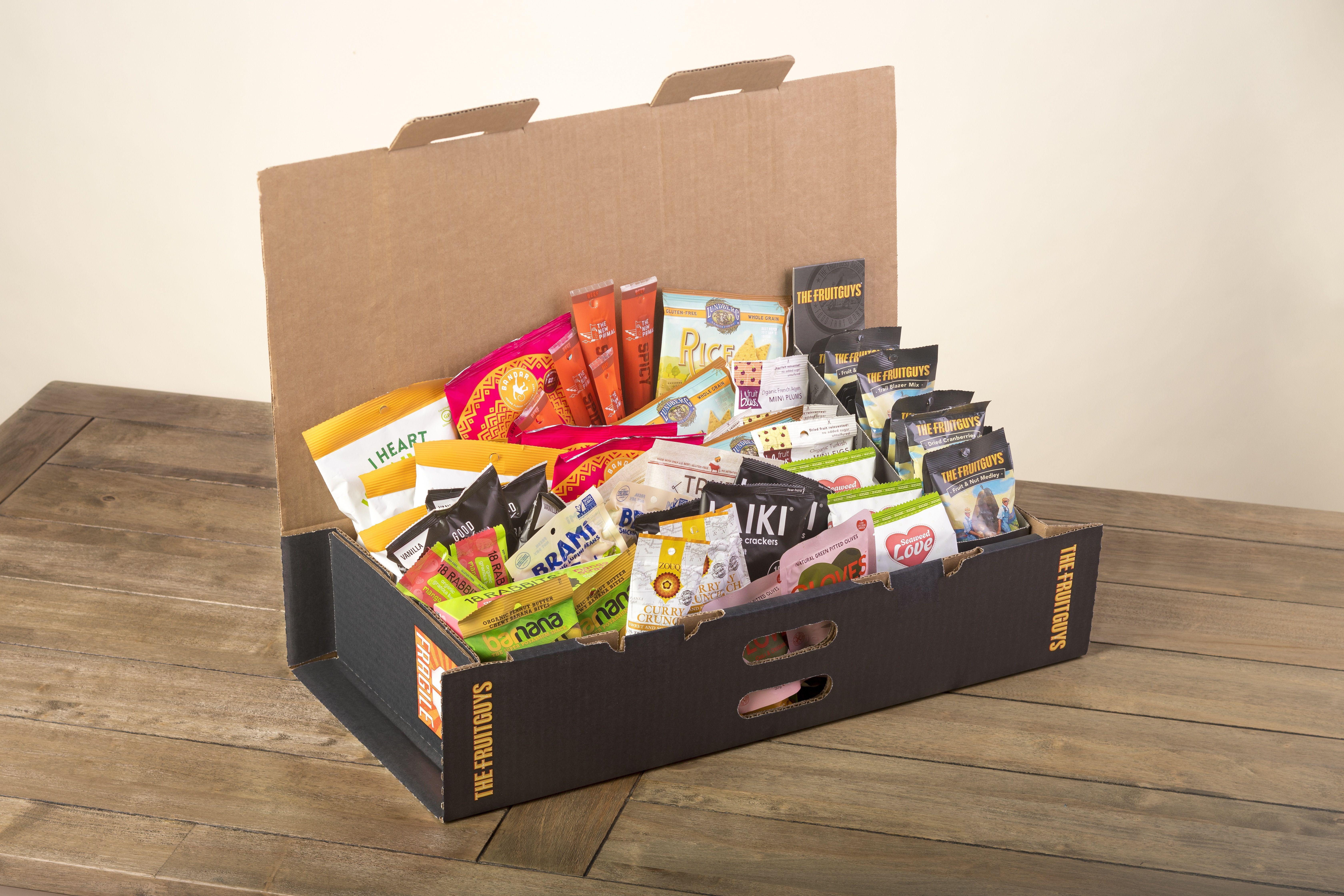 Healthy Snacks Snack boxes healthy, Snacks, Healthy snacks