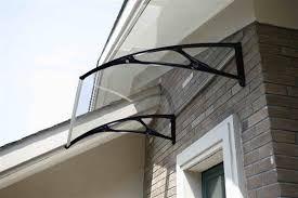 Image Result For Plexiglass Door Awnings