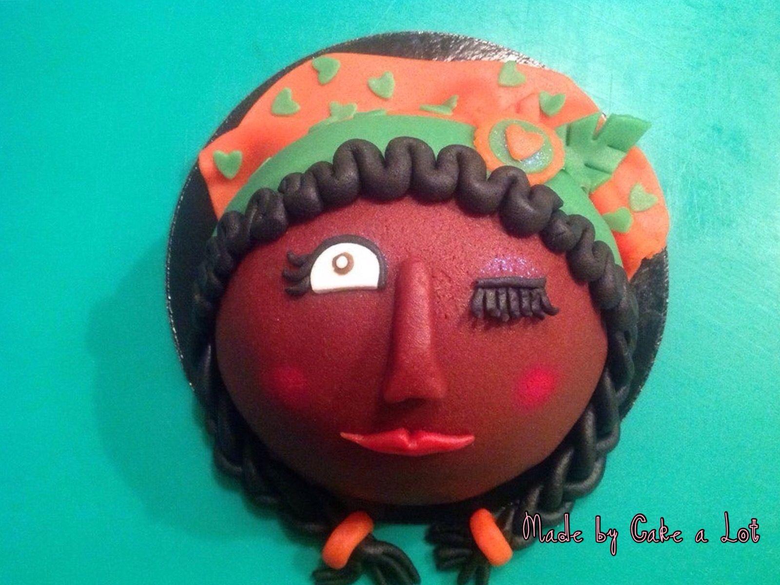 Pieten meisje taart