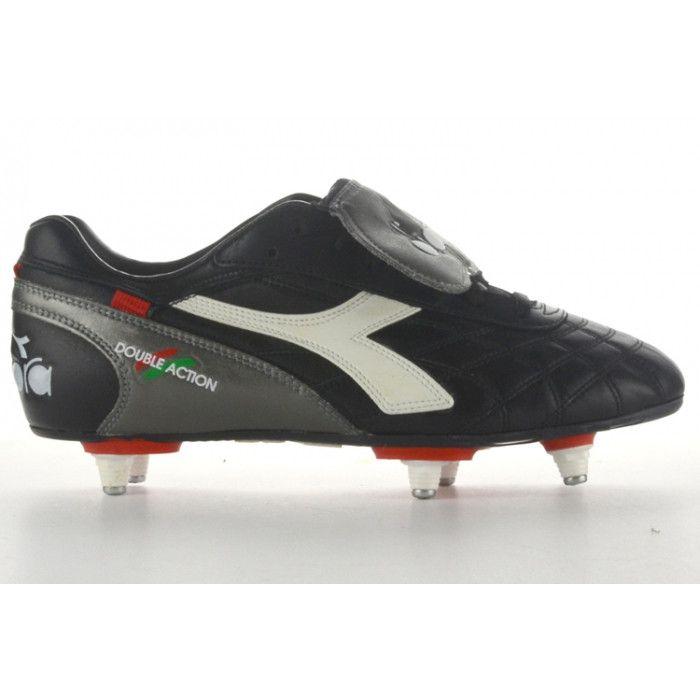 1990 Diadora Morpho Sc Football Boots In Box Sg Football Boots Soccer Boots Football