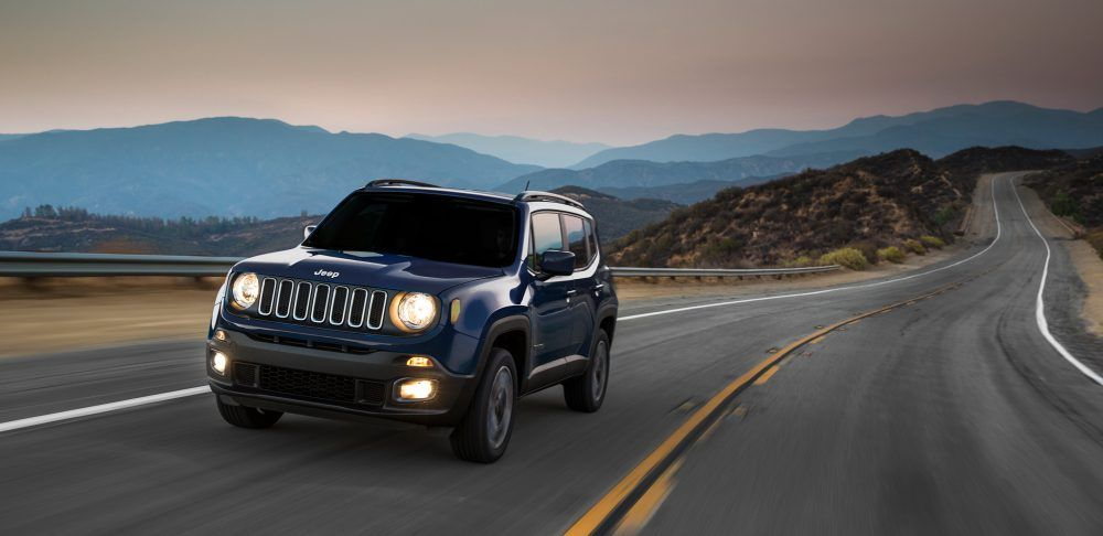 2017JeepRenegadeGallerySportJetsetBlue Jeep