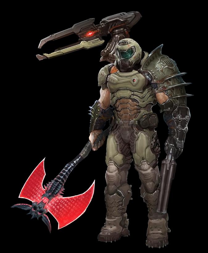Meanwhile in DOOM 6 Doom, Doom 2016, Doom game