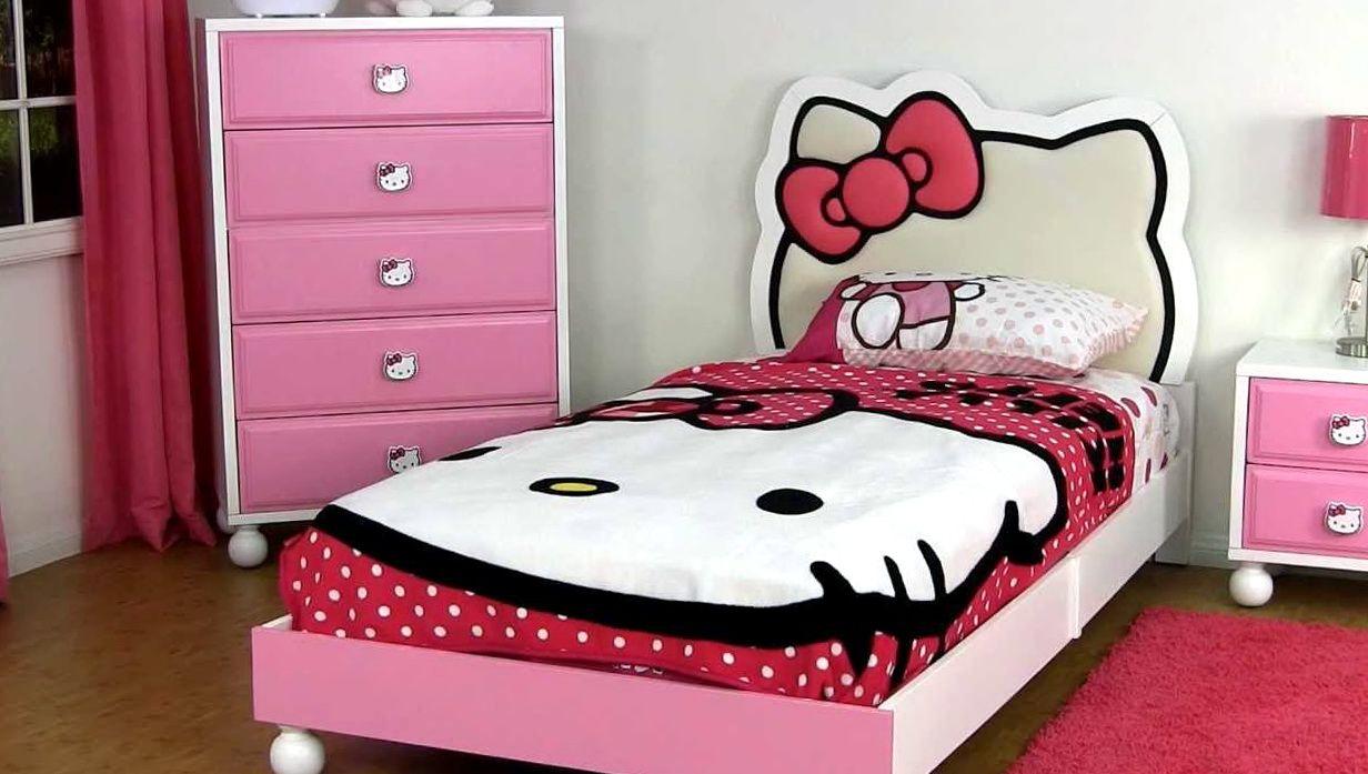 Hello kitty bedroom furniture hello kitty bedroom