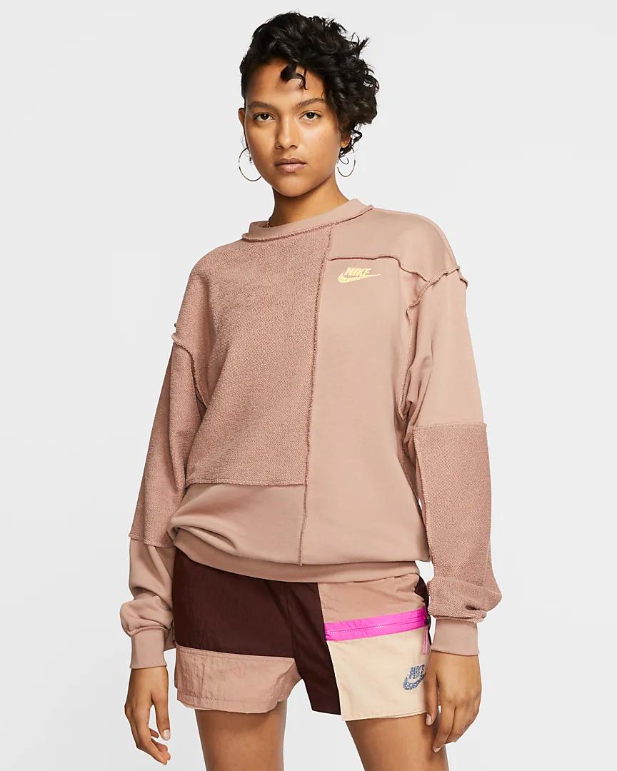 Sportswear Icon Clash Women's Fleece Crew Nike