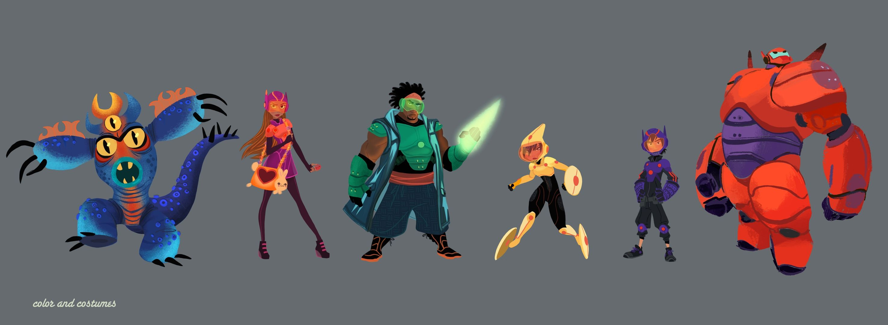 Big Hero 6 Anime Characters : Big hero animation pinterest characters and